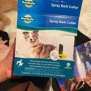 Spray Bark Collar for Sale in Los Angeles, CA