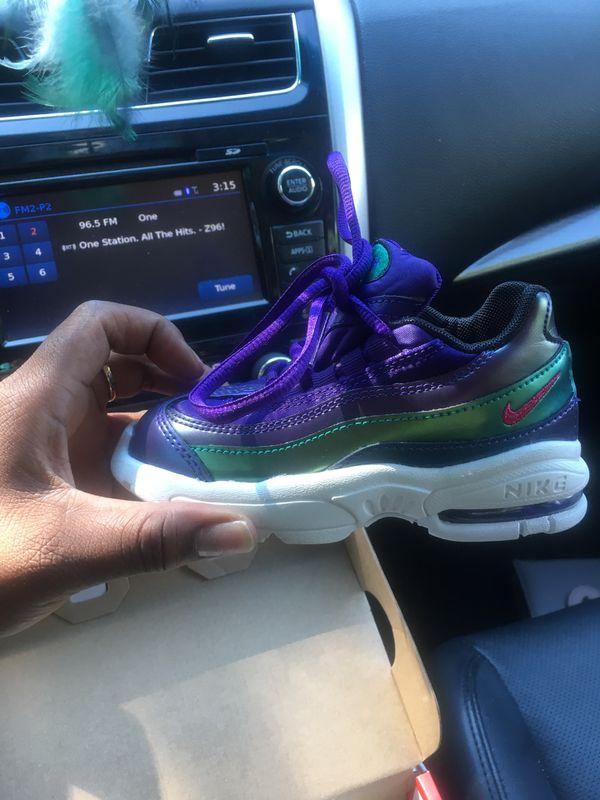 Nike airmax and Nike Haurache size 8C