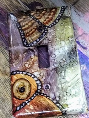 Hand painted light switch covers for Sale in Tucson, AZ