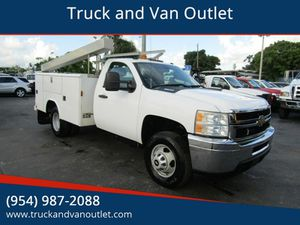 2011 Chevrolet Silverado 3500HD for Sale in Hollywood, FL