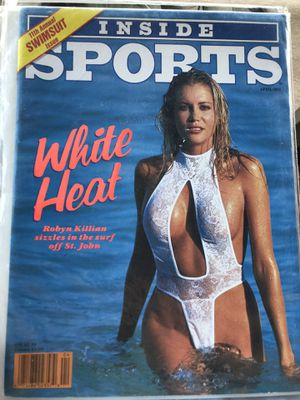 1992 Inside Sports Robyn Killian 11th Annual Swimsuit edition for Sale in Gilbert, AZ