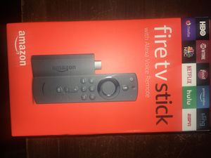 Amazon Fire TV 4k HDR for Sale in Los Angeles, CA