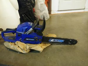 Blue max chainsaw for Sale in Spring Hill, FL