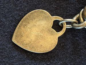 Tiffany & Co. Heart Bracelet for Sale in Arcola, TX