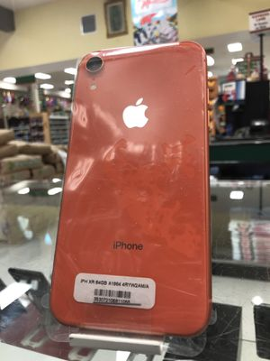 IPhone XR factory unlocked for Sale in Las Vegas, NV
