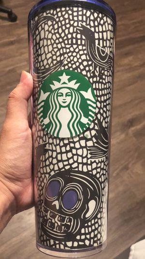Starbucks venti glow in the dark tumbler for Sale in Santa Fe Springs, CA