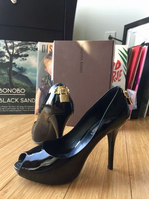 Louis Vuitton Peep Toe Pumps for Sale in Cambridge, MA