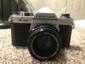 Pentax k1000 mint condition!(body only) for Sale in Temple Hills, MD