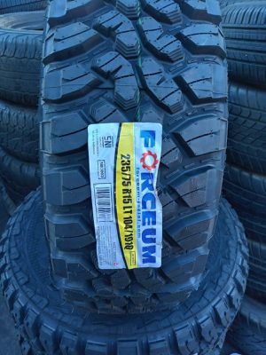 235/75/15 LT forceum radial for Sale in Montebello, CA