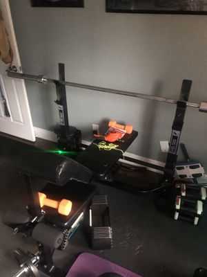 Bench and squat for Sale in Fort Lauderdale, FL