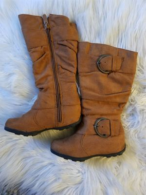 Toddler girls boots for Sale in Downey, CA