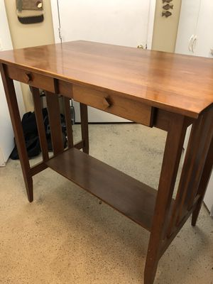 Solid wood Amish – built stand up desk for Sale in Phoenix, AZ