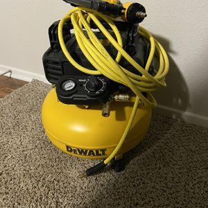De Walt Compressor Kit for Sale in Round Rock, TX