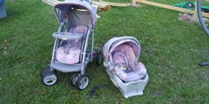 Graco infant seat & stroller for Sale in Crowley, LA