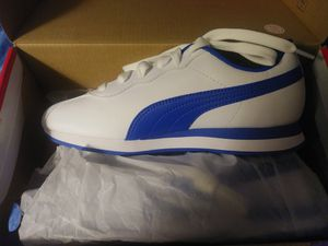 NEW Puma kids sneakers size 4.5 for Sale in Cambridge, MA
