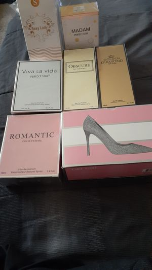 Perfumes and colognes for men and women for Sale in Jackson Township, NJ