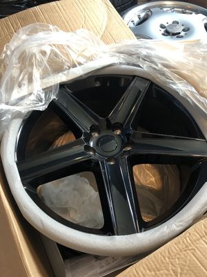 Brand new SRT8 22inch rim (JUST ONE) for Sale in Alexandria, VA