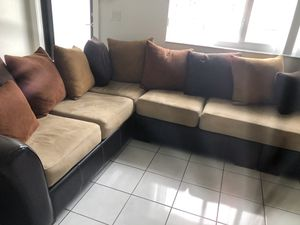el dorado furniture sofa for Sale in Miami, FL