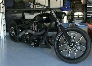 Malibu Motorcycle Works Hardtail w/ 113ci Ultima motor for Sale in Phoenix, AZ