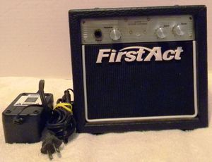 First Act guitar amp. for Sale in Babson Park, FL
