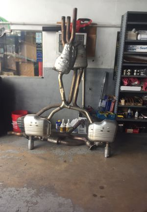 2018 Audi A4 OEM CAT BACK EXHAUST for Sale in Miami, FL