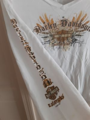Harley's davidson long sleeve for Sale in Hermon, ME