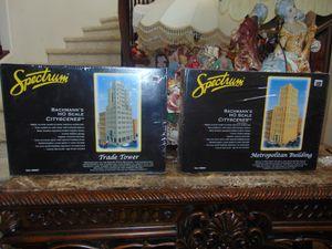 Two Vintage HO Scale Buildings for Sale in Las Vegas, NV