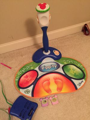 Disney zippity interactive game for Sale in Dublin, OH