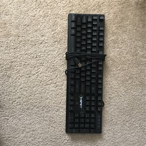 LGB Non Mechanical keyboard for Sale in Campbell, CA