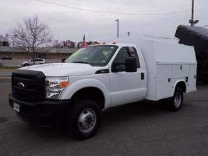 2012 Ford F350 super duty 4X4 gas 10 ft kuv service body for Sale in Manassas, VA