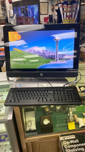 HP Envy 20, Touchscreen all in one computer with mouse and keyboard for Sale in Woodbridge, VA
