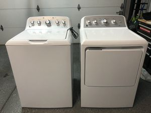 GE Washer and Dryer for Sale in Blacklick, OH