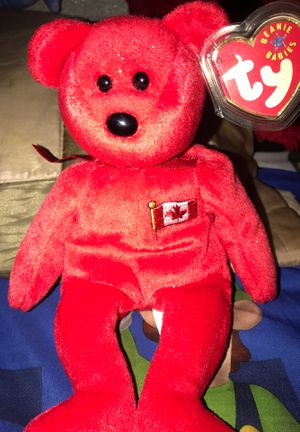 Pierre Beanie Baby (Canada exclusive) for Sale in Ontario, CA