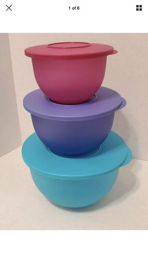 Tupperware set for Sale in Lompoc, CA