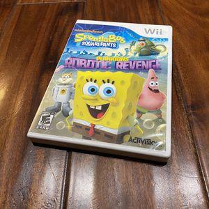 SpongeBob SquarePants: Plankton's Robotic Revenge for Sale in South Gate, CA