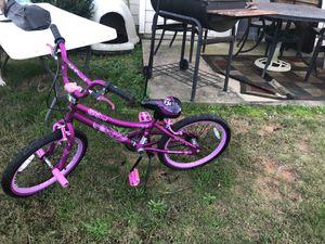 """Size 20"""" Girl bike for Sale in Atlanta, GA"""