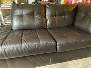 Leather Couch for Sale in Piedmont, CA