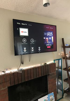 55 inch TCL Roku tv for Sale in Arlington, TX