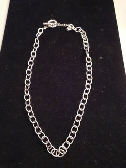 Sterling Silver Necklace By Jean Lin for Sale in Hyattsville,  MD