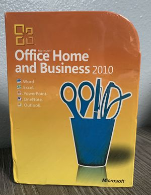 Microsoft Home and Business 2010 for Sale in La Puente, CA