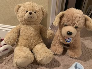 Build a Bear bears, clothing and accessories for Sale in Mission Viejo, CA