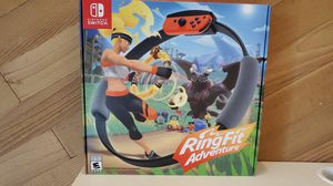 New in Box Ringfit Adventure for Nintendo Switch for Sale in Olympia, WA
