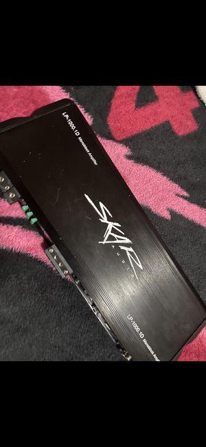 Skarr audio amplifier monoblock for Sale in Madera, CA