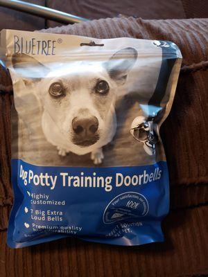 Dog/Puppy Potty Training Doorbells for Sale in Phoenix, AZ