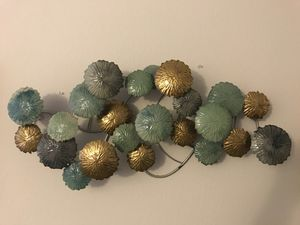 Metal Wall Decor for Sale in Glendale, CA