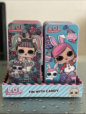 Lol Surprise tin with candy 🍬 for Sale in Vancouver, WA