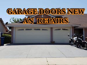 Garage doors installed and services for Sale in Fontana, CA