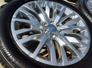 2020 gmc Denali Sierra wheels for Sale in Stockton, CA