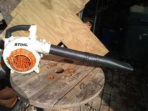 Stihl Gasoline Leaf Blower Hand Held BG 85C Runs Great Clean for Sale in Harwood, MD