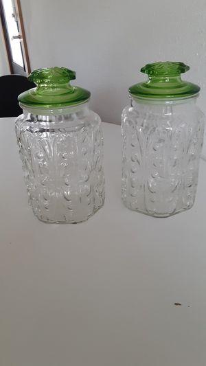 Mid century, vintage decorative jars for Sale in Portland, OR